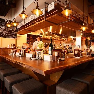イタリアン酒場 TAKEYA 所沢店の雰囲気1