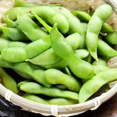 料理メニュー写真【つかみ取り】枝豆