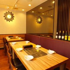 三宮焼肉 韓国料理 ノルブ家の雰囲気1