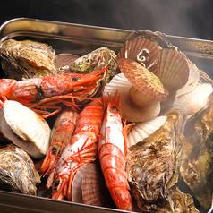 屋上ビアガーデン 牡蠣小屋 焼肉 ユニオンの特集写真
