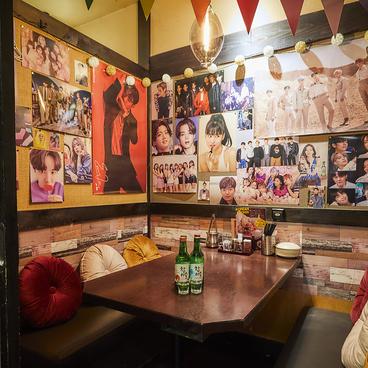 韓国個室Dining ハマーカーン 千葉店の雰囲気1