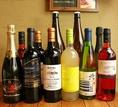 日本ワインと国産ワインは違う!日本産の葡萄を100%使用した国内で製造された希少価値の高いワインをはじめとした全ドリンクが飲み放題!1時