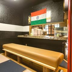 インド料理 スカルの雰囲気1