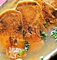 料理メニュー写真牛舌と大根のやわらか煮