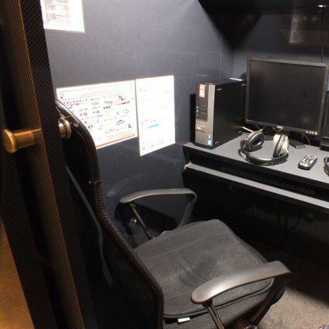 ビジネス席/最初の1時間450円