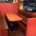 【テラス席★4~6名席】夏場は開放感溢れるテラス席がオススメです。新大久保では珍しいビアガーデン雰囲気をお楽しみ下さい。