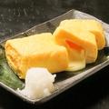 料理メニュー写真チーズ玉子焼き