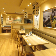 築地 日本海 キュープラザ池袋店の雰囲気1