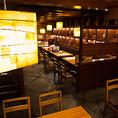 テーブルエリアでは最大24名様での貸切ご利用も致しております。中規模ご宴会にびったりの人数感。是非宴会コースとご一緒にご利用ください★お問い合わせは店舗へお気軽にどうぞ♪【横浜/居酒屋/個室/接待/日本酒/和食/ランチ/女子会/記念日/飲み放題】