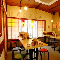大阪下町のような雰囲気の店内。2次会や3次会の利用も人気です!6名様以上でご予約のお客様、個室のご用意もございます。お気軽にスタッフまでお問い合わせください。(当日予約の場合、ご希望に添えない場合もございます)