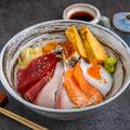 料理メニュー写真日替海鮮丼