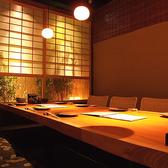 柔らかな間接照明を使った部屋など、心和む演出にも気を配っています。※画像は系列店イメージ※系列店舗との併設店舗となります