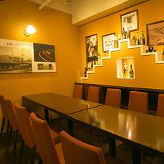 山口の蔵元「五橋」BAR☆シックな雰囲気の個室