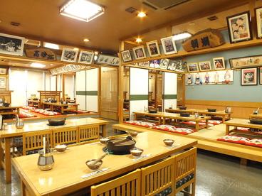 ちゃんこ・焼肉 朝潮 徳庵店の雰囲気1