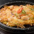 料理メニュー写真野菜のチヂミ