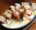 料理メニュー写真サムギョプサルのチーズ焼き