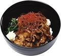 料理メニュー写真すごうまマヨカルビ丼/さっぱりおろしハンバーグ丼