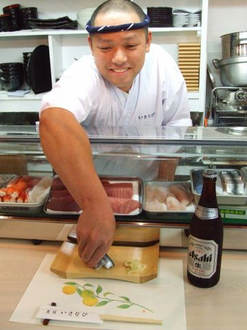 寿司 いさりび