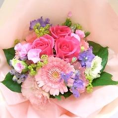 花束をご用意いたします。お問い合わせください。