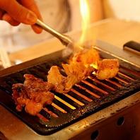 お肉はスタッフがお焼します!!
