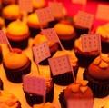 料理メニュー写真オリジナル カップケーキ