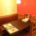 ランチもディナーも開放感溢れる、カフェの様な店内でゆったりと美味しいカレーを楽しんで♪