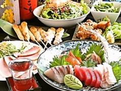 京町家通り 金町店のおすすめ料理1