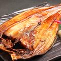 料理メニュー写真羅臼漁港 縞ホッケの炭火焼き