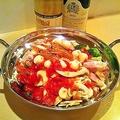 料理メニュー写真トマト鍋