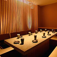 肉と地酒 元 gen 名古屋栄店の雰囲気1