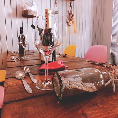 ランチから深夜まで営業!肉/ステーキ/ワイン/スパークリング/関内/馬車道/桜木町