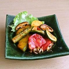 地元野菜 越のルビーソース