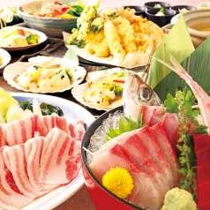 魚鮮水産 三代目網元 八戸三日町店の特集写真