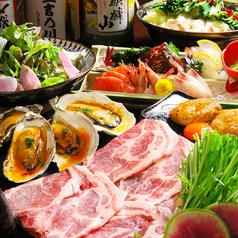個室居酒屋 はち福神 新潟駅前店のおすすめ料理1
