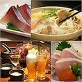 """【水炊きコース】名物""""赤鶏の水炊き""""刺身・鶏たたき付2.5H飲み放題付!"""