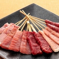 料理メニュー写真肉類
