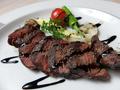 料理メニュー写真黒毛牛サガリのロースト