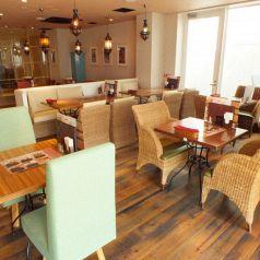 スパイス カフェ ディワリ SPICE CAFE DIWALI 京都 三条河原町店のおすすめポイント1
