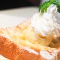 料理メニュー写真定番ハニートースト