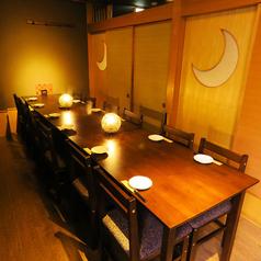 個室居酒屋 はち福神 新潟駅前店の雰囲気1