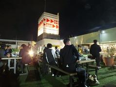 北海道ビアガーデン なまらうめEZO エゾビアの雰囲気1