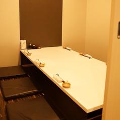 6名様まで対応可能なテーブル個室です!!