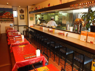 インド料理 マハラニ 南砂店の雰囲気1