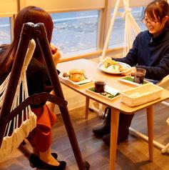 ハンモック カフェ Part du monde パーデュモンドの雰囲気1