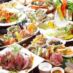 三陸ワイン食堂 レアーレ LEALEのコース写真