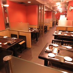大阪の味 お好み焼 つる家 梅田の雰囲気1