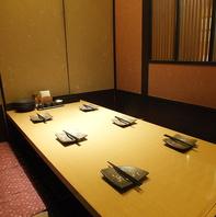 宴会にピッタリの座敷席!!