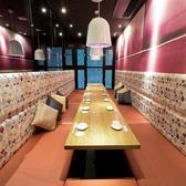 ウメ子の家 花咲酒蔵 渋谷公園通り店の雰囲気3