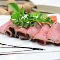 料理メニュー写真山形牛のローストビーフ