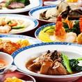 各種ご宴会に最適な2時間飲み放題付コースもご用意しております。プラス500円で人気の果実酒も飲み放題に追加可能です。